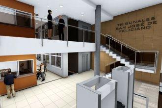 4 empresas presentaron ofertas para la construcción de los Tribunales en Feliciano