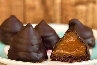 Conitos de brownies