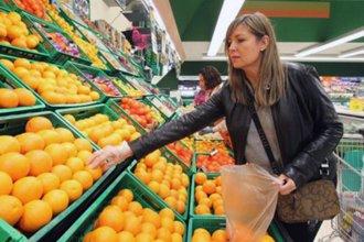Los cítricos, entre los alimentos con mayor brecha entre lo que pagó el consumidor y lo que recibió el productor