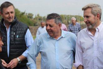 Rumbo a octubre: Frigerio llega a Entre Ríos para el relanzamiento de la campaña