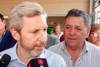 Frigerio habló sobre las medidas que tomó Nación y se mostró abierto al diálogo con los gobernadores