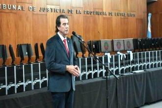 El Poder Judicial dona 600 computadoras al Consejo General de Educación