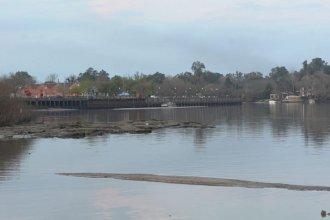 Alerta por un cuerpo encontrado en el río Gualeguaychú