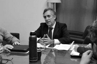"""""""Yo estoy en contra"""" del juicio por jurados, dice el fiscal de Estado entrerriano"""