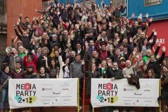 Media Party: comienza la cumbre de innovación en el periodismo