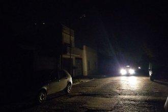 Boleadoras caseras dejaron a oscuras una ciudad entrerriana de la costa del Uruguay