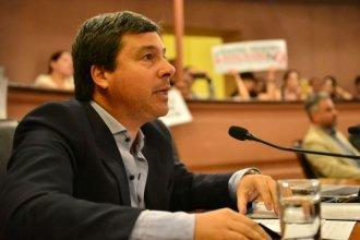 """Munición gruesa entre diputados provinciales: Zavallo dijo que Vitor """"habla del pasado porque no tiene nada para mostrar"""""""