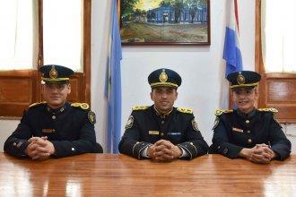 Con las inscripciones abiertas, recorren la provincia promocionando la carrera de oficiales