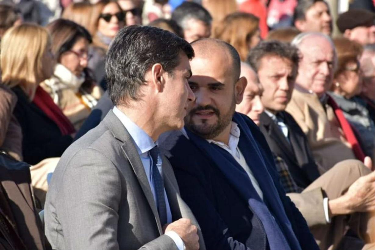 Gamarra, candidato en la lista de Lavagna-Urtubey.