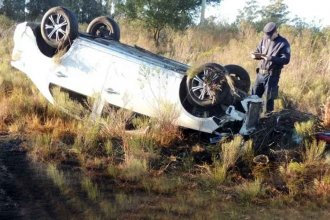 Pericias determinaron que estaban alcoholizados los protagonistas del accidente en Ruta 39 que le costó la vida a una menor de 16 años