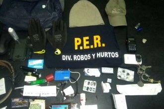 """Lo buscaban por robos en Entre Ríos y lo atraparon """"con las manos en la masa"""" en otra provincia"""