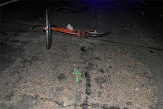 Identificaron al ciclista que murió atropellado por una camioneta de la empresa Pitón