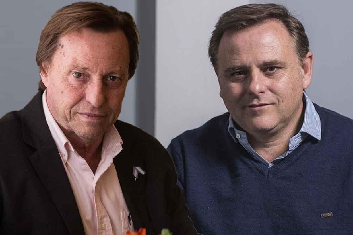 Varisco y Erro, acusados por robo de energía