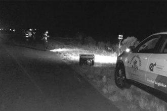 Otra muerte en ruta entrerriana: viajaban en moto, cuando una camioneta los embistió desde atrás
