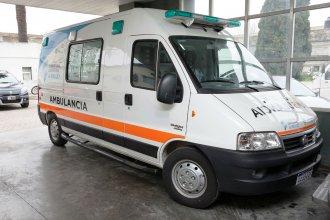 La donación de una ambulancia de CTM al hospital Carrillo, un trámite de 4 meses que aún no tiene final feliz