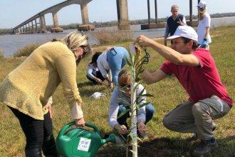 Día del Árbol: la Caru promovió sensibilización y restauración de ambientes