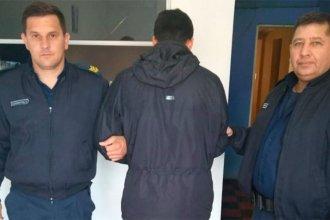 Detuvieron al presunto autor del homicidio de Miguel Ocampo
