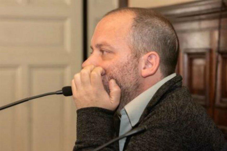 Carrasco está acusado de abuso sexual agravado.