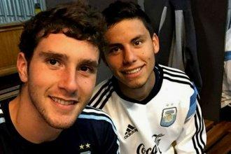 Con dos entrerrianos en la cancha, Argentina goleó a Bolivia