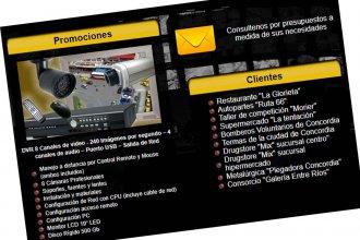 La provincia compró a una empresa de Concordia las cámaras de seguridad para Santa Elena