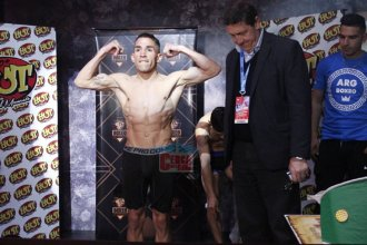 """El concordiense """"Musculito"""" Blanc debuta este sábado en el boxeo profesional"""