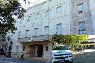 La Municipalidad suspendió al acusado de balear el frente de la casa del inspector de tránsito