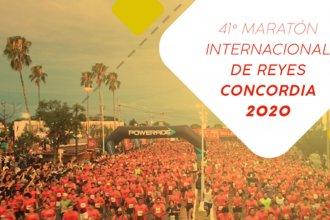 El Maratón de Reyes 2020 ya tiene día y hora