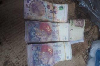 Enorme gesto de un entrerriano: le devolvió más 30 mil pesos a un viajante que los había perdido
