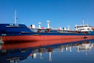 Por sospechas de narcotráfico, detuvieron un buque paraguayo cuando navegaba por el río Paraná