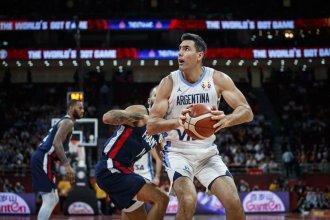Con un demoledor Scola, Argentina se metió en la final del Mundial de básquet