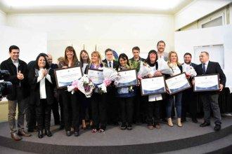 Uno por uno, quiénes son los docentes premiados por el Concejo Deliberante de Concordia