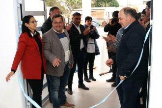 El Brillante cortó las cintas e inauguró su Centro Integrador Comunitario