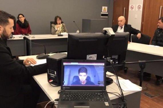 Tecnología y Justicia: desde Alemania, participó de un juicio en Entre Ríos por videoconferencia