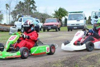 Sigue grave el entrerriano de 16 años que se accidentó en una carrera de karting