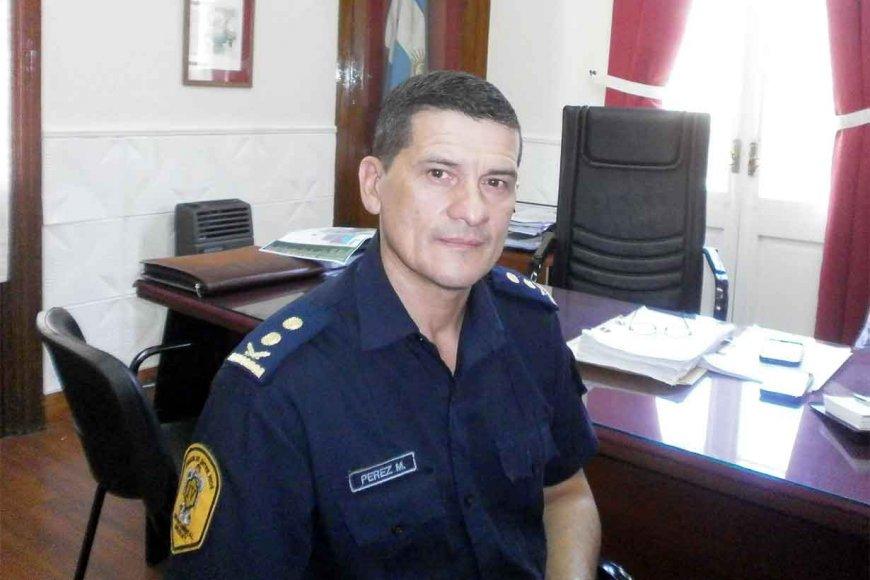 El Comisario Pérez habló sobre el trágico hecho