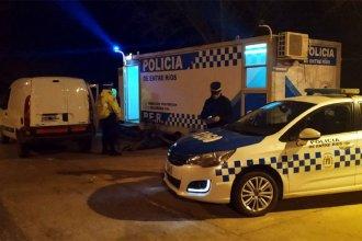 Detuvieron a tres sujetos que se hicieron pasar por electricistas y estafaron a una anciana en Chajarí