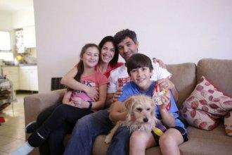 Viajó al mundial con la Selección y volvió a Entre Ríos para compartir la medalla con su familia