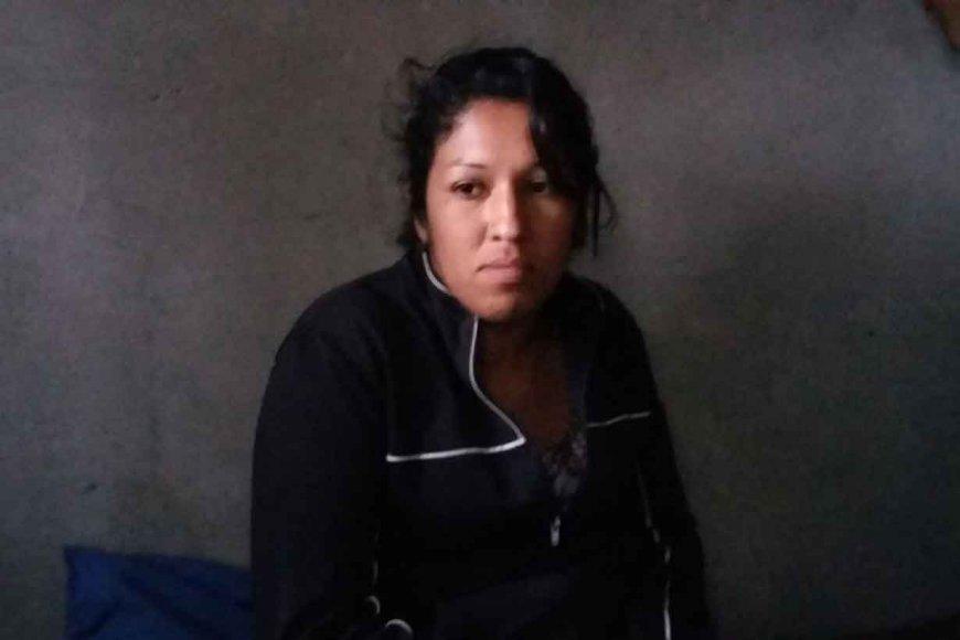 Yanina Duarte, esposa de Sergio Quintana