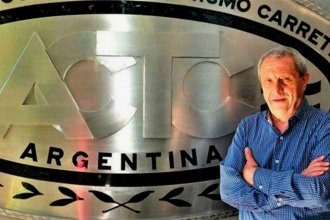 """¿Qué dijo el presidente de la ACTC sobre la despedida del """"Gurí"""" Martínez del TC?"""