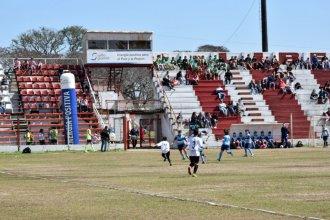 Casi 300 chicos participaron del tercer encuentro de fútbol de Generación Positiva