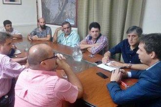 Cresto y los sindicatos municipales llegaron a un acuerdo de aumento escalonado