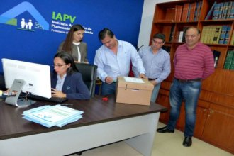 Con recursos provinciales, IAPV construirá 30 viviendas en una localidad entrerriana