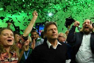 Yendo paso a paso, hasta sobrepasar a los partidos verdes