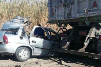 Chofer entrerriano se vio involucrado en una quíntuple tragedia en Mendoza