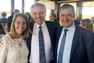 """Laura Stratta valoró el proyecto """"Democracia Federal"""" presentado por Alberto Fernández"""