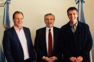 Concordia está entre las 24 ciudades del proyecto anunciado por Fernández