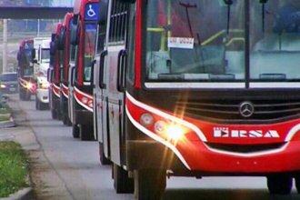 Tras la conciliación obligatoria, el transporte urbano vuelve a circular