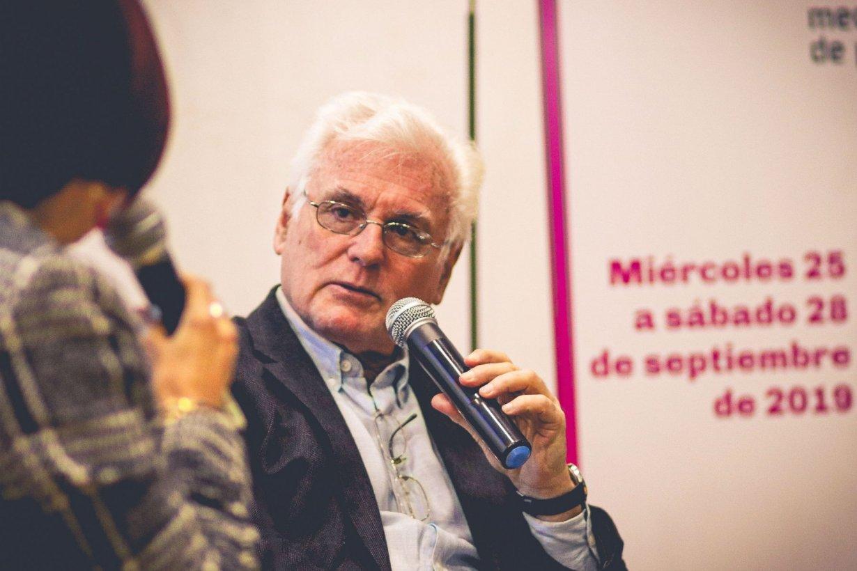Ulanovsky, en diálogo con Tina Gardella.