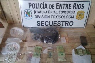 Allanamientos simultáneos en Barrio 320 viviendas: secuestraron drogas y dinero en efectivo