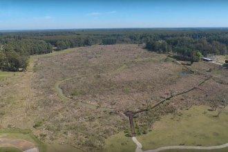 Inauguraron el Bioparque de Salto Grande, un espacio para la conservación de la biodiversidad